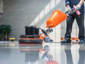 What Are Polished Concrete Floors Orlando