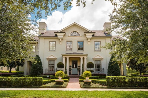 Classical Home Builder Winter Park