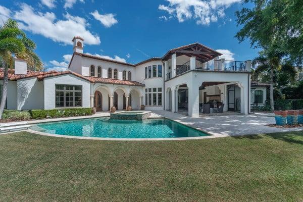 Custom Tuscan House Orlando