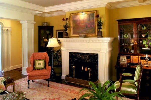 Orlando Fireplace Builder