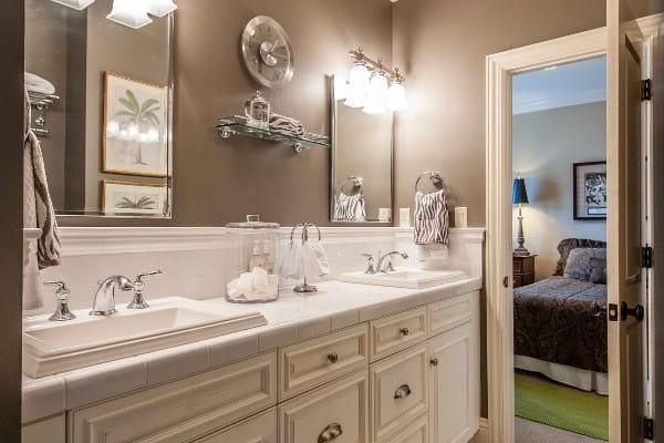 Winter Park Luxury Bathroom